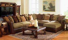 sectional sofas - Living Room Furniture