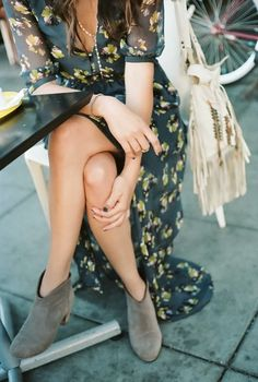 Boho Chic in the Fall! Style Work, Mode Style, Style Me, Classic Style, Fashion Moda, Boho Fashion, Autumn Fashion, Womens Fashion, Fashion 2017