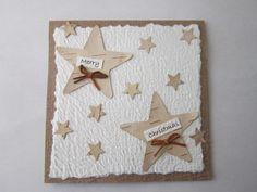 Handmade Christmas Card Handmade Holiday Card  100 by ElodiesShop, $6.00
