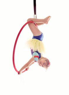 Lyra hoop