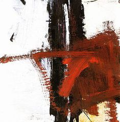 Franz Kline Untitled 1961 - Oil Paintings and Reproduction Art Contemporary Stairs, Contemporary Abstract Art, Rustic Contemporary, Contemporary Garden, Modern Art, Contemporary Building, Contemporary Apartment, Contemporary Chandelier, Contemporary Office