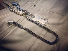 The Veteran / Ti-Bolt Carabiner, Walletchain and Keychain / Green gold aged texture Wallet Chain, Green And Gold, Old School, Old Things, Pure Products, Texture, Personalized Items, Surface Finish, Pattern