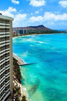 Waikiki , Hawaii