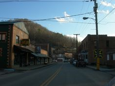 Fleming-Neon, Kentucky. See you in the summer :)