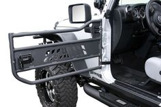 Jeep JK Tube Doors | Aries Off-Road Jeep Wrangler Aluminum Tubular Doors - JK ...