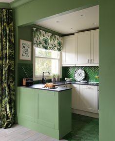 Kitchen Room Design, Home Room Design, Modern Kitchen Design, Home Decor Kitchen, Kitchen Furniture, Small House Interior Design, Interior Design Kitchen, Küchen Design, Sweet Home