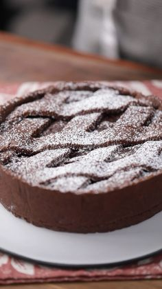Vegetarian Desserts, Italian Desserts, Sweet Recipes, Cake Recipes, Dessert Recipes, Easy Chocolate Lava Cake, Healthy Summer Snacks, Cake International, Light Desserts