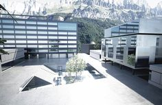 University of Innsbruck - Innsbruck - ATP Innsbruck, Refurbishment, Maine, Buildings, Multi Story Building, Mansions, Architecture, House Styles, Home Decor