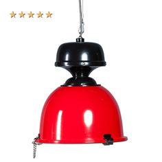 Industriële Hanglamp Nicolao