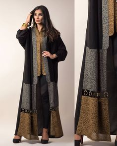 Abaya Style 619807967439006719 - Repost with عباية عزة Source by subhanabayas Iranian Women Fashion, Islamic Fashion, Muslim Fashion, African Fashion, Abaya Fashion, Fashion Dresses, Fashion Clothes, Fashion Shoot, Abaya Designs