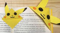 Pokemon  - Pikachu Kitap Ayracı Nasıl Yapılır ?