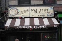 Comida Barata em Nova York