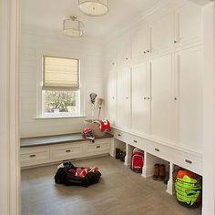 Mudroom Cabinets, Transitional, laundry room, Garrison Hullinger Interior Design