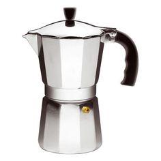 Epoca, Inc. Primula Aluminum Stovetop Espresso Coffee Maker 3 Cup