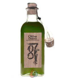 Aceite de oliva virgen extra ecológico Oro del Desierto - Cosecha Temprana
