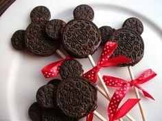 Preparativos de festa Mickey #ArthurFaz1 - Como fazer maçã de chocolate do Mickey - YouTube