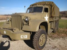 WWII 1942 Diamond T 6X6 (trying to get familiar with military vehicles so I know what the guys are talking about haha)