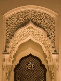 mediterraneum: Sharjah Mosque, United Arab Emirates.