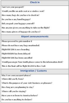Forum | ________ Learn English | Fluent LandEnglish Phrases for Travelling by Air | Fluent Land