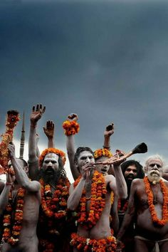 Sadhus, haridwar, rishikesh, India, mela, travel India, mystical India #culturetravelindia