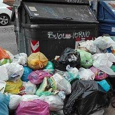 Roma task force per arginare la crisi dei rifiuti #lavoratori #salari #tasse #roma #stipendo #INPS