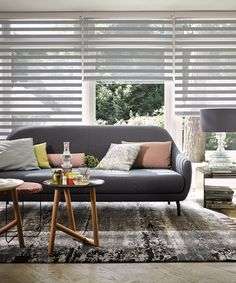Luxaflex® Facette® Shades, soft, stylish