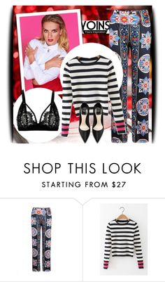 """""""Yoins 10/5"""" by amerlinakasumovic ❤ liked on Polyvore featuring yoins, yoinscollection and loveyoins"""