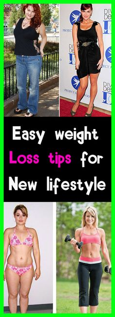 easy weight loss tips for new lifestyle