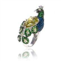 noir jewelry animal ring