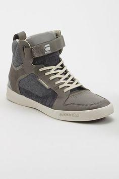 Yard Bullion Denim - G-Star Raw - Sneakers : JackThreads
