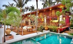 Groupon - Five- or Seven-Night Stay at Elements Boutique Resort & Spa in Thailand in Thailand. Groupon deal price: $749.00