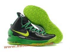 finest selection 599f3 a9f3e Nike Zoom KD V 5 Black Green Basketball Shoes Nike Lebron, Lebron 11, Lebron