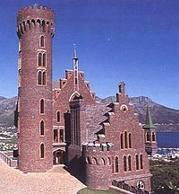 Replica of Lichtenstein Castle, Baden-Wurttemburg, in Hout Bay, South Africa. Lichtenstein Castle, Nordic Walking, Germany Europe, North Sea, Medieval Castle, Baltic Sea, Central Europe, He Is Able, Cape Town