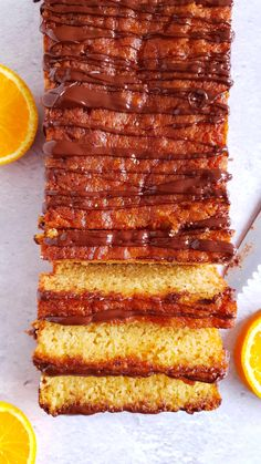 Jaffa drizzle loaf, when you love chocolate and orange combo...yes please! 🍫🍊 Orange Syrup, When You Love, Love Chocolate, My Recipes, Snacks, Food, Appetizers, Essen, Meals