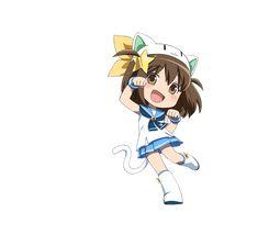 にゃ~たん | キャラクター | TVアニメ「えとたま」公式サイト