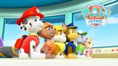 Paw Patrol Nick Jr Christmas Festival with Bubble Guppies,Shimmer ...
