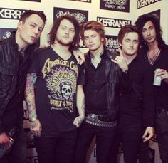 This is a recent picture of them. <3