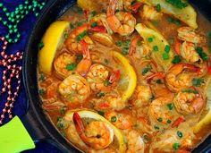 New Orleans Barbecued Shrimp