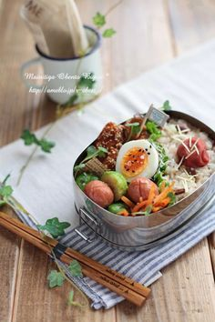 Japanese box lunch, Bento お弁当