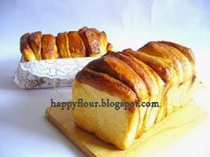 Cinnamon Bread Slices