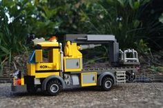 legotrein forum // legotrain forum :: Onderwerp bekijken - Maintenance of Way (MOW) Cars without construction plan