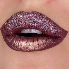 These 17 jaw-dropping lip art looks may encourage you to retire that traditional red lipstick in favor of making a lip art statement of your own.