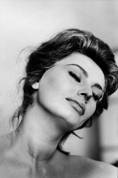 "From life.tumblr.com - Happy birthday, Sophia Loren! Loren appeared on LIFE's cover seven times through the 1950s and '60s. ""At that time,"" she said, ""when LIFE magazine came out every week, it was something very important for a career — the best thing that could happen to an actress. It was something unbelievable. Everybody talked about it — a story in LIFE magazine, with a cover."""