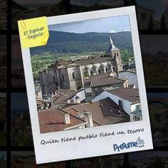 Pueblos de España: El Espinar (#Segovia) ¿Es el tuyo? Síguenos en www.facebook.com/presumede y #presumede pueblo #elespinar #pueblosdesegovia #castillayleon #pueblosdecastillayleon #pueblos