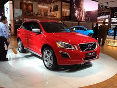 #Volvo XC60 Dream car that i will be driving in a few years :)