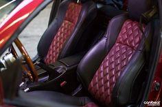 Custom Nissan 350Z Interior