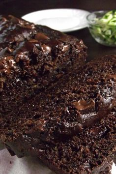 Chocolate zucchini bread is the perfect way to use up any extra zucchini bread you have laying around!  #zucchinibread  #easydessert #quickdessert #mothersdayrecipe #chocolatezucchinibread #chocolatezucchinibreadwasabighit #chocolatezucchinibreadrecipe #chocolatezucchinibreadicecream #chocolatezucchinibreadofdoom #chocolatezucchinibreadforsale #chocolatezucchinibreakfastbake #chocolatezucchinibreadglutenfree Dessert Cake Recipes, Dessert Ideas, Easy Desserts, Cake Ideas, Bread Recipes, Baking Recipes, Streusel Cake, Chocolate Ganache Filling, Chocolate Zucchini Bread
