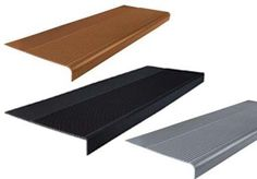 Rubber Stair Treads Non Slip Safety Rib