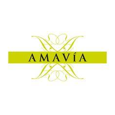 Marca de vino AMAVIA.