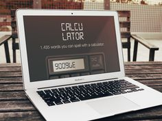 Calculator designed by Eynav Raphael. Connect with them on Dribbble; Daily Ui, My Portfolio, Calculator, Design